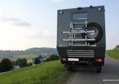 Iveco Daily als perfekte Basis für ein Reisemobil