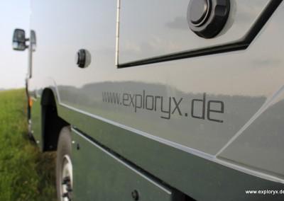 Exploryx, der Herrsteller für Reisemobile