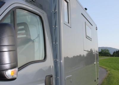 Iveco Daily 4x4 Reisemobil