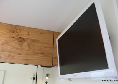 Neuste Technik im Wohnmobil