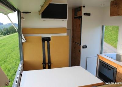 Genuss auf Reisen im eigenen Wohnmobil