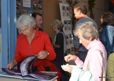 Besucher bei der Hausmesse im September 2013