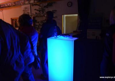 Bar-Beleuchtung der besonderen Art
