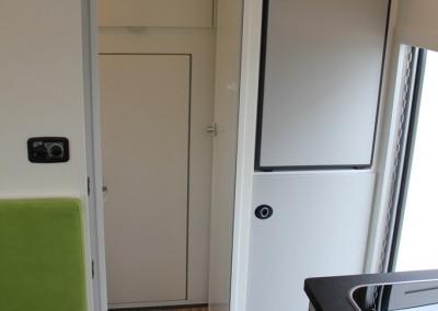 Tolle Raumaufteilung im Wohnmobil