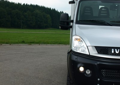 Iveco Daily 4x4 Expeditionsfahrzeug