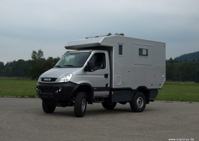 Exploryx Impala Daily - Basis: Iveco Daily