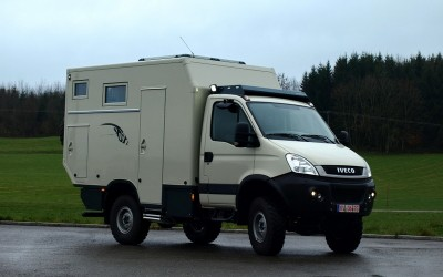 Iveco Daily Expeditionsfahrzeug von Exploryx