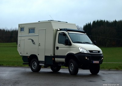 Reisemobil Iveco Daily Basis