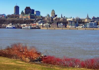 Québec, die Stadt mit dem besonderen französischen Charme