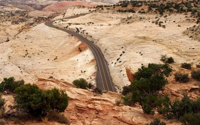 Capitol Reef National Park USA  (2)