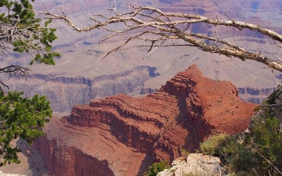Mit dem Expeditionsmobil am Grand Canyon (1)