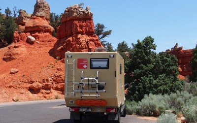 Mit dem Expeditionsmobil am Grand Canyon (4)