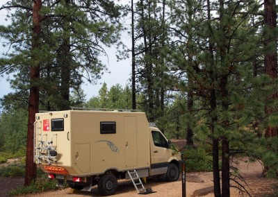 Mit dem Expeditionsmobil am Grand Canyon (5)