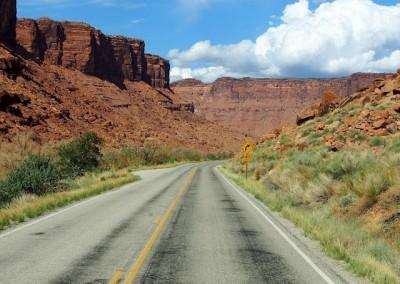 Von Colorado nach Salt Lake City (2)