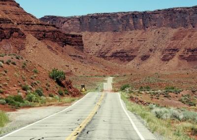 Von Colorado nach Salt Lake City (5)