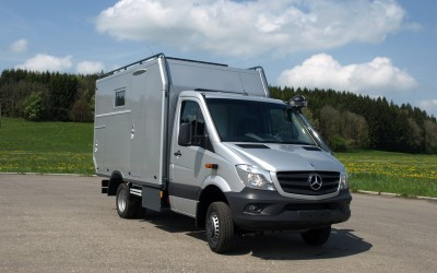 Mercedes Benz Sprinter Euro 6