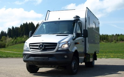 Mercedes Benz Euro 6 Sprinter