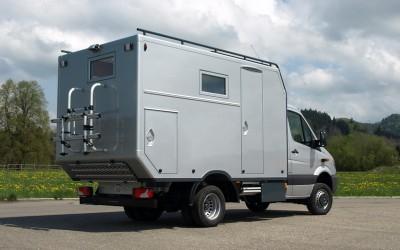 Euro 6 Sprinter als Wohnmobil