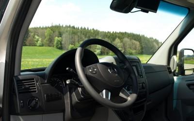 Fahrerhaus des neuen MB Sprinter Euro 6