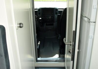 Impala 7 Reisemobil von innen