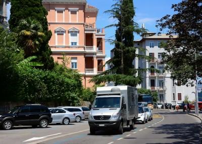 Expeditionsfahrzeug Mercedes Benz in Kroatien (29)