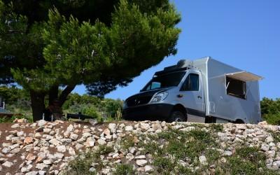 Expeditionsfahrzeug Mercedes Benz in Kroatien (5)