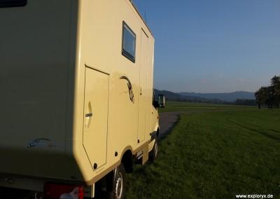 Reisefahrzeug MB Sprinter