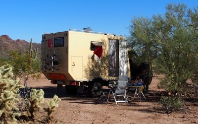 Mit dem Expeditionsmobil in den USA (11)