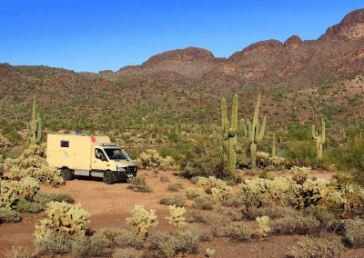 Mit dem Expeditionsmobil in den USA (13)