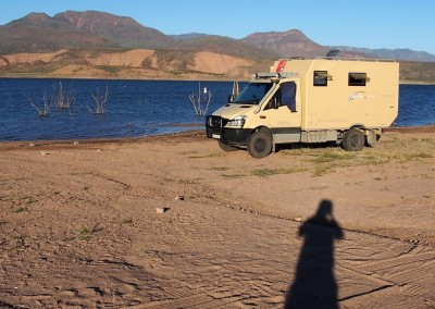Mit dem Expeditionsmobil in den USA (2)