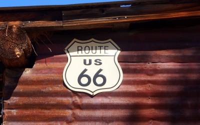 Auf der Route 66 – Phoenix
