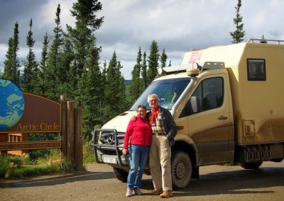 Mit dem Expeditionsmobil zum Arctic Circle (9)