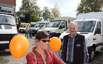 Hausmesse 2014 in Isny