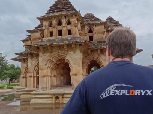 Exploryx in Indien