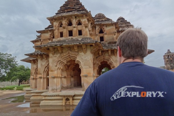 Exploryx in Indien