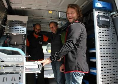 Hausmesse bei Exploryx Expeditionsfahrzeugen (1)