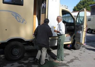 Hausmesse bei Exploryx Expeditionsfahrzeugen (11)