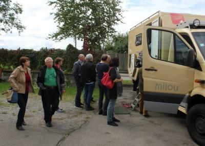 Hausmesse bei Exploryx Expeditionsfahrzeugen (2)