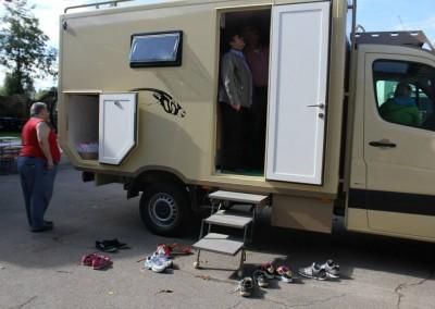 Hausmesse bei Exploryx Expeditionsfahrzeugen (21)