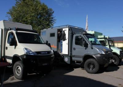 Hausmesse bei Exploryx Expeditionsfahrzeugen (35)