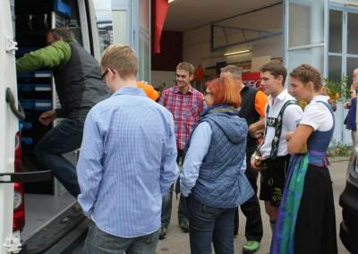 Hausmesse bei Exploryx Expeditionsfahrzeugen (6)