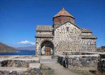 Armenien mit Expeditionsmobil