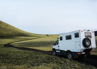 Expeditionsmobil auf Reisen (c) Uwe Hasubek (2)