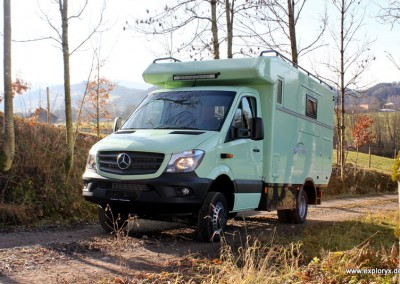 Expeditionsmobil Mercedes Benz Sprinter (10)