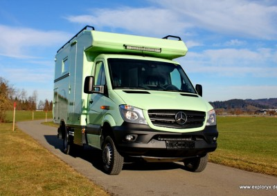 Expeditionsmobil Mercedes Benz Sprinter (20)