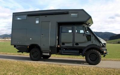Allrad-Expeditionsmobil