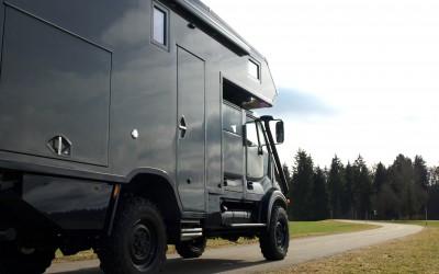 Bremach Reisemobil