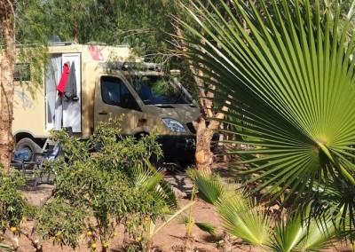 Expeditionsmobil Mercedes in Marokko (12)