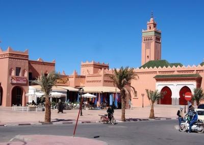 Expeditionsmobil Mercedes in Marokko (19)