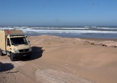 Expeditionsmobil Mercedes in Marokko (7)